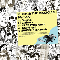 Peter & The Magician - Memory (Remixes) - EP