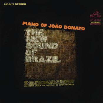 João Donato - The New Sound of Brazil