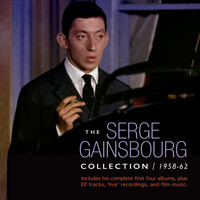 Serge Gainsbourg - The Serge Gainsbourg Collection 1958-62