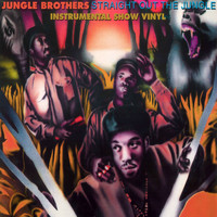 Jungle Brothers - Straight out the Jungle: The Instrumental Show