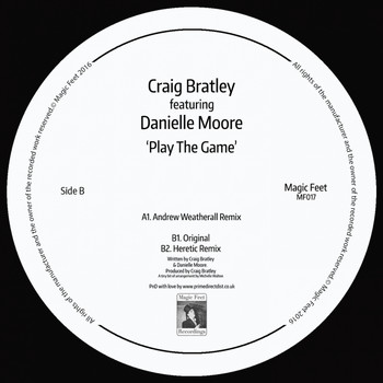Craig Bratley - Play the Game