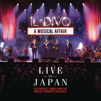 Il Divo - A Musical Affair: Live in Japan