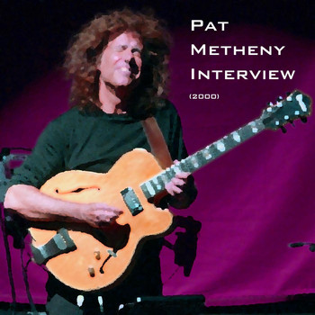 Pat Metheny - Interview (2000)