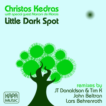 Christos Kedras - Little Dark Spot