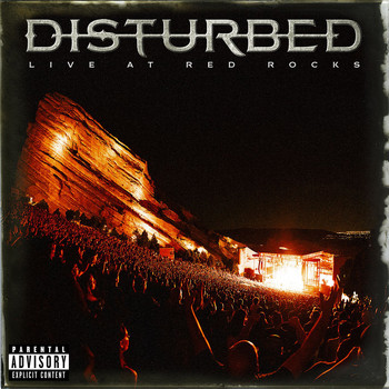 Disturbed - Disturbed - Live at Red Rocks (Explicit)