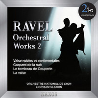 Lyon National Orchestra - Ravel: Orchestral Works, Vol. 2
