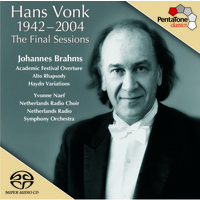 Hans Vonk - Hans Vonk 1942 - 2004: The Final Sessions