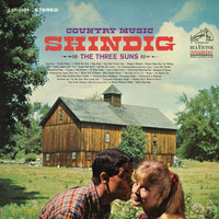 The Three Suns - Country Music Shindig