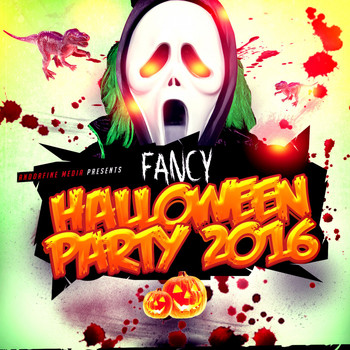 Various Artists - Fancy Halloween Party 2016