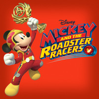 "Beau Black - Mickey and the Roadster Racers Main Title Theme (From ""Mickey and the Roadster Racers"")"