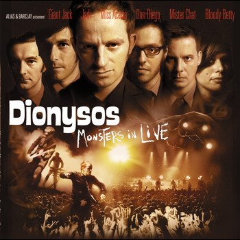 Dionysos - Monsters In Live (Live)