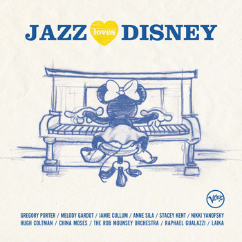 Stacey Kent - Bibbidi Bobbidi Boo (French Version)