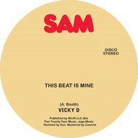 Vicky D - This Beat Is Mine (Kon's Groove)