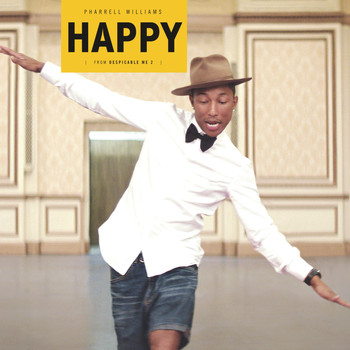 "Pharrell Williams - Happy (From ""Despicable Me 2"")"