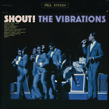 The Vibrations - Shout!