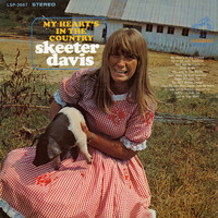 Skeeter Davis - My Heart's in the Country