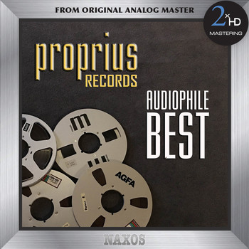 Uppsala Academic Chamber Choir - Proprius Records Audiophile Best