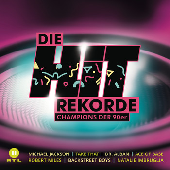 Various Artists - Die Hit Rekorde Champions der 90er