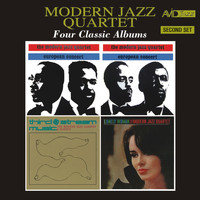 The Modern Jazz Quartet - Four Classic Albums (European Concert, Vols. 1 & 2 / Third Stream Music / Lonely Woman) [Remastered]