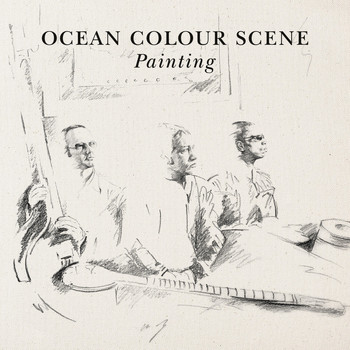 Ocean Colour Scene - Painting