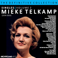 Mieke Telkamp - The Definitive Collection - Singles Volume 2