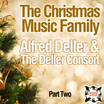 Alfred Deller & The Deller Consort - The Christmas Music Family (Part Two)