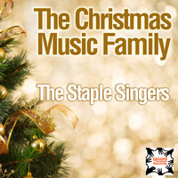 The Staple Singers - The Christmas Music Family