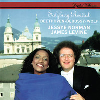 Jessye Norman / James Levine - Salzburg Recital