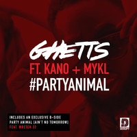 Ghetts - Party Animal (Explicit)