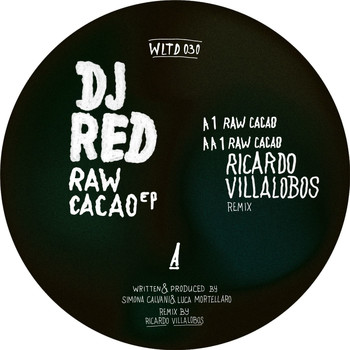 DJ Red - Raw Cacao EP