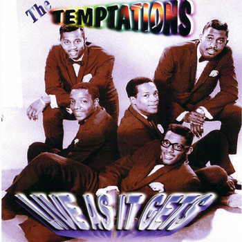 The Temptations - Live As It Gets