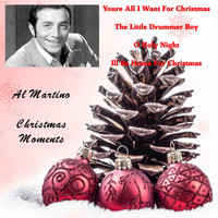 Al Martino - Christmas Moments