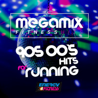 Various Artists - Megamix Fitness 90's 00's Hits for Running (24 Tracks Non-Stop Mixed Compilation for Fitness & Workout)