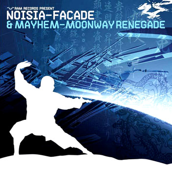 Noisia - Facade / Moonway Renegade