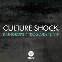 Culture Shock - Raindrops / Troglodyte