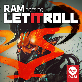 Various Artists - RAM Goes to Let It Roll