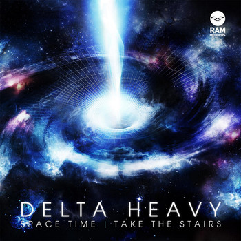 Delta Heavy - Space Time / Take The Stairs