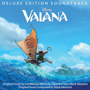 Various Artists - Vaiana (English Version/Original Motion Picture Soundtrack/Deluxe Edition)