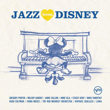 Various Artists - Jazz Loves Disney