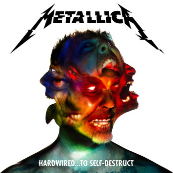 Metallica - Hardwired…To Self-Destruct (Deluxe [Explicit])