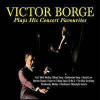 Victor Borge - Victor Borge Plays His Concert Favourites