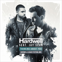 Hardwell & Jay Sean - Thinking About You (Hardwell & Kaaze Festival Mix)