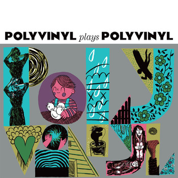 Various Artists - Polyvinyl Plays Polyvinyl