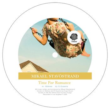 Mikael Stavostrand - Time For Romance