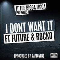 JT The Bigga Figga - I Don't Want It (feat. Future & Rocko) (Explicit)