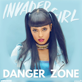 Invader Girl - Danger Zone