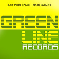 Sam From Space - Mars Calling