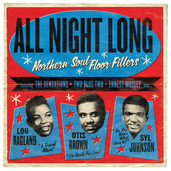 Various Artists - All Night Long: Northern Soul Floor Fillers