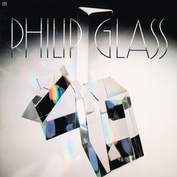 Philip Glass - Glassworks & Interview with Philip Glass with Selections from Glassworks