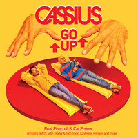 Cassius - Go Up (EP)